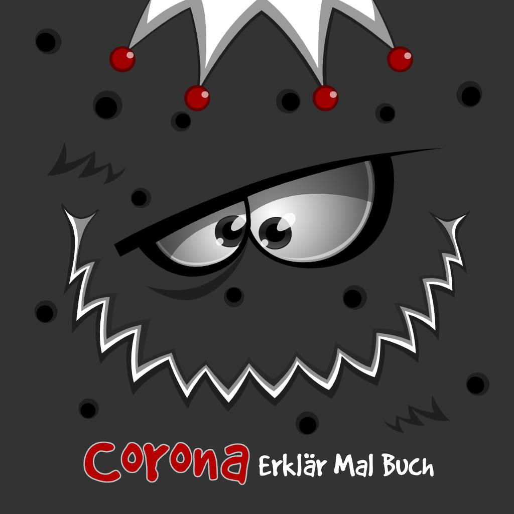 Corona Covid 19 Erklaer Mal Buch