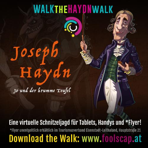 foolscap Haydnwalk