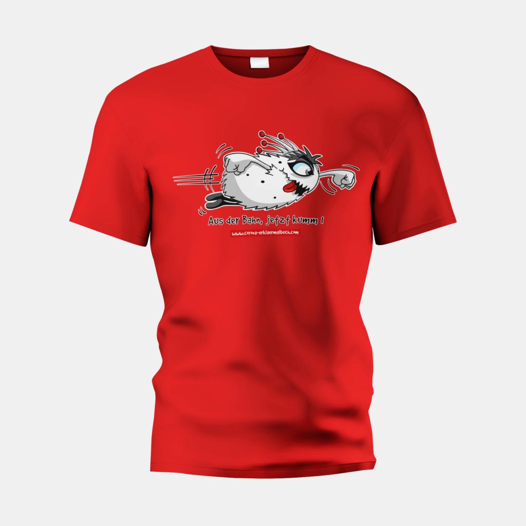 T-Shirt rot Cora 03